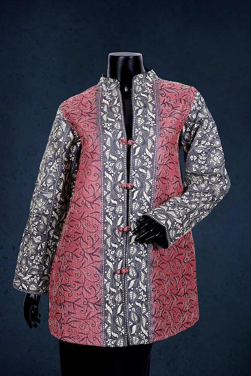 Kantha Reversible Jacket / 043