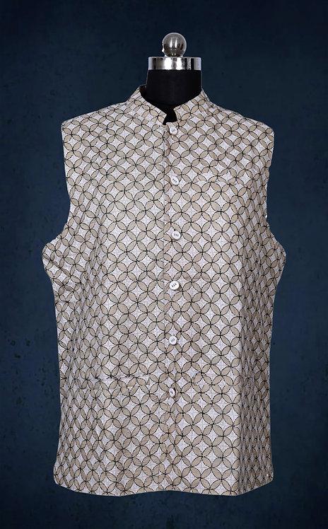 Kantha Reversible Jacket/ 081