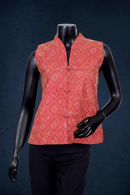 Kantha Reversible Jacket/ 027