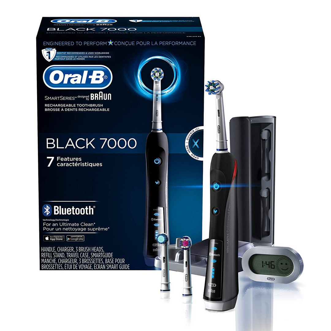 Oral-B 7000 Smart series Bluetooth Electric toothbrush