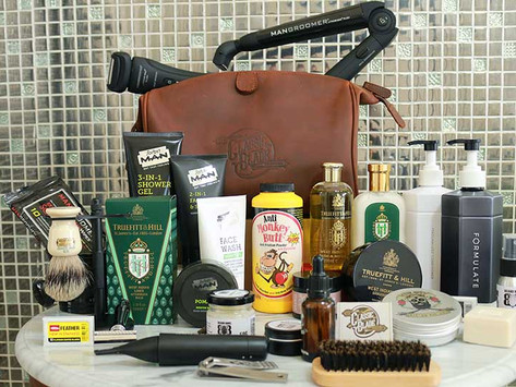 Whats in My Toiletry Bag + GiveAway