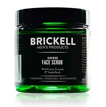 Brickell Face Scrub