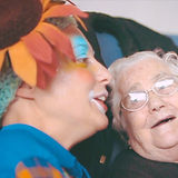 clowncare seniores animação idosos
