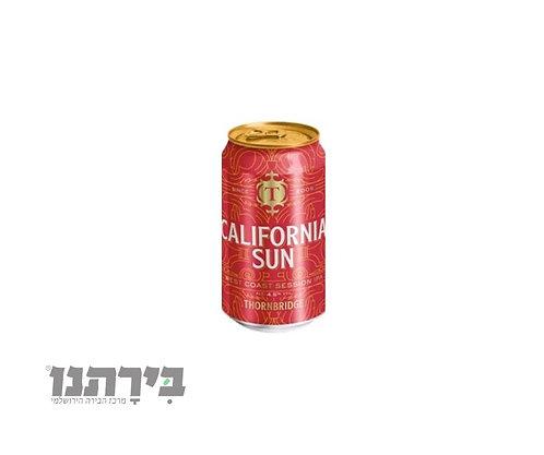 ת'ורנבריג' - קליפורניה סאן