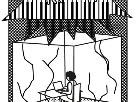 The Big Pause (Part Three) Drawing Through the Pandemic by Line Maj Skuldbøl