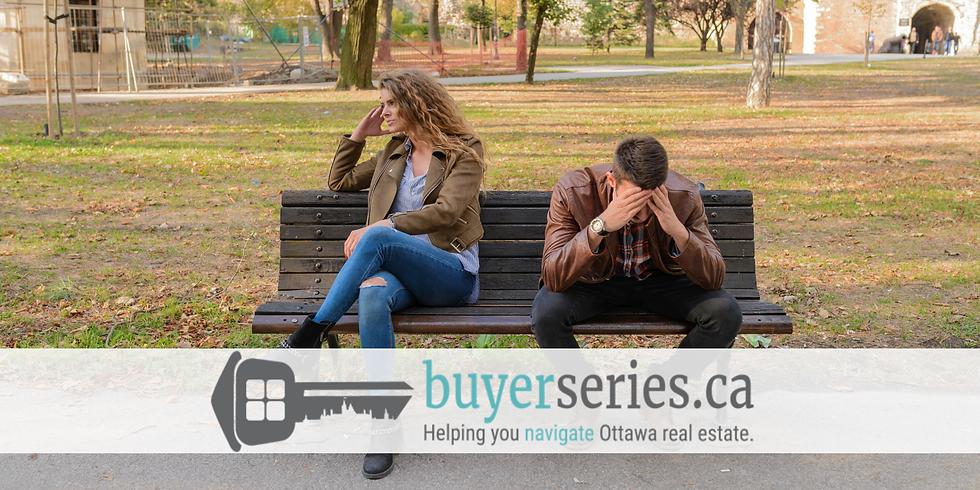 Divorce & Real Estate (limited seating)