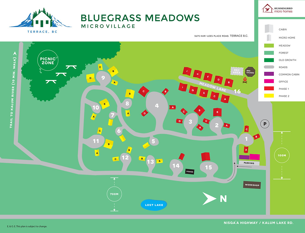 Bluegrass Meadows Micro Village