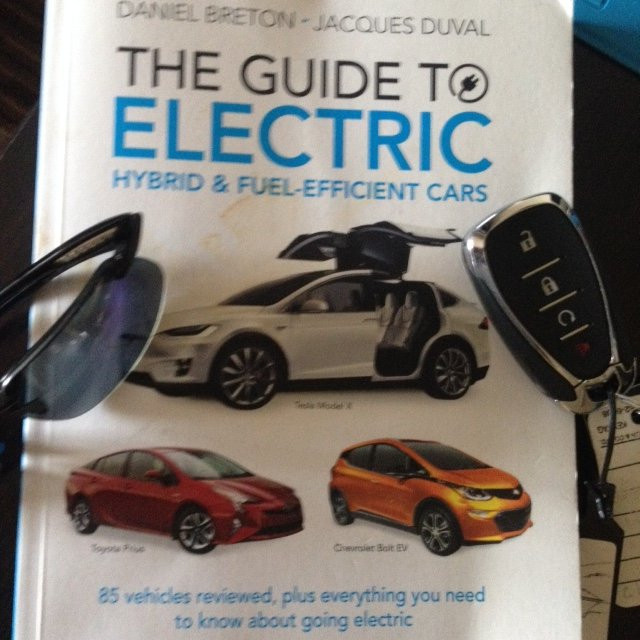 The Guide to Electric Hybrid & Fuel- Efficient Cars