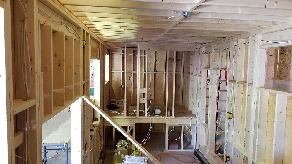 wiring Zero Waste Tiny Home