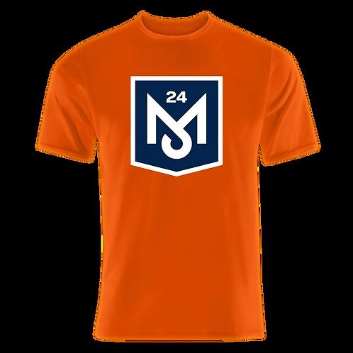 Auburn Tiger T-Shirt (Orange)