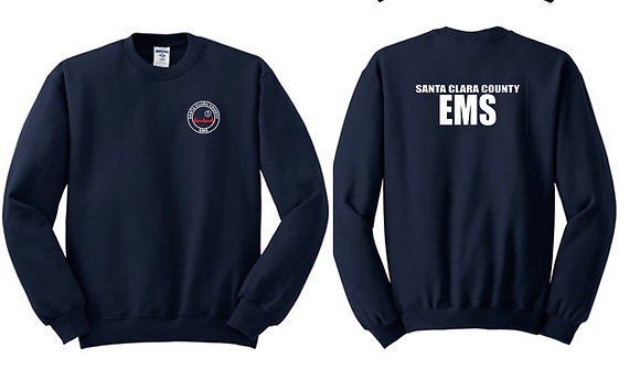 EMS CREW NECK SWEATER