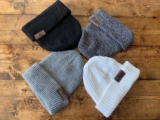 Rivel Patch Beanie