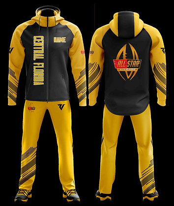 Central Florida Warm Up Travel Suit
