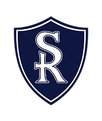 Saint Rose Logo Navy Shield EMBROIDERY 4