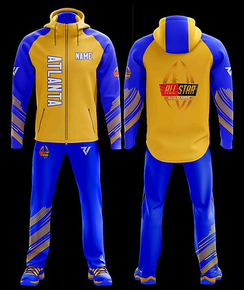 Atlanta Warm Up Travel Suit