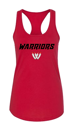 Ladies Warriors Tank