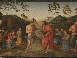 Jesus' Baptism and Yours