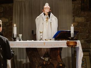 Receiving The Eucharist