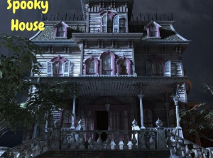 Story Homily: The Spooky House