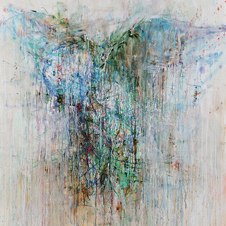 untitled100973-379001(angel) 100x80cm oil on linen 2010