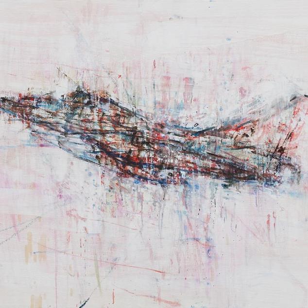 daylight 2012 60.5x73cm oil on canvas