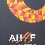 Asia Hotel Art Fair Hongkong 2015
