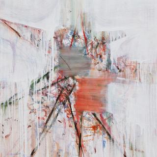 star 2012 oil on canvas 60x45cm
