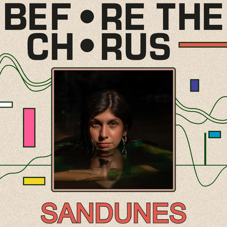 Episode 26: Sandunes