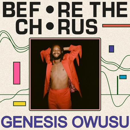 Episode 19: Genesis Owusu