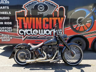 Softails & Sportsters