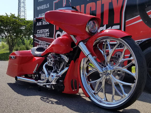 Wheels & Exhausts