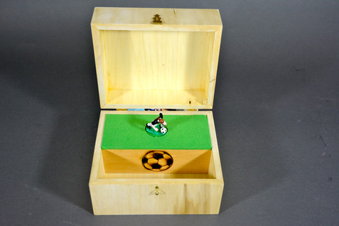 Soccer Music Box