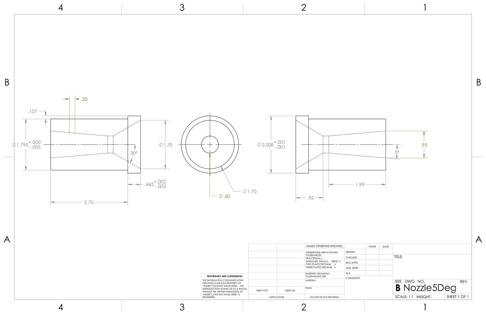 Final CAD