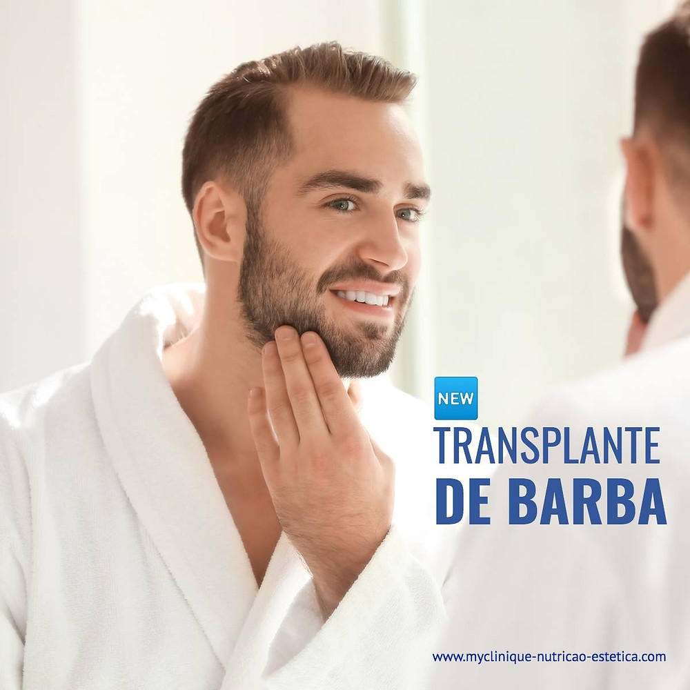myclinique transplante de barba