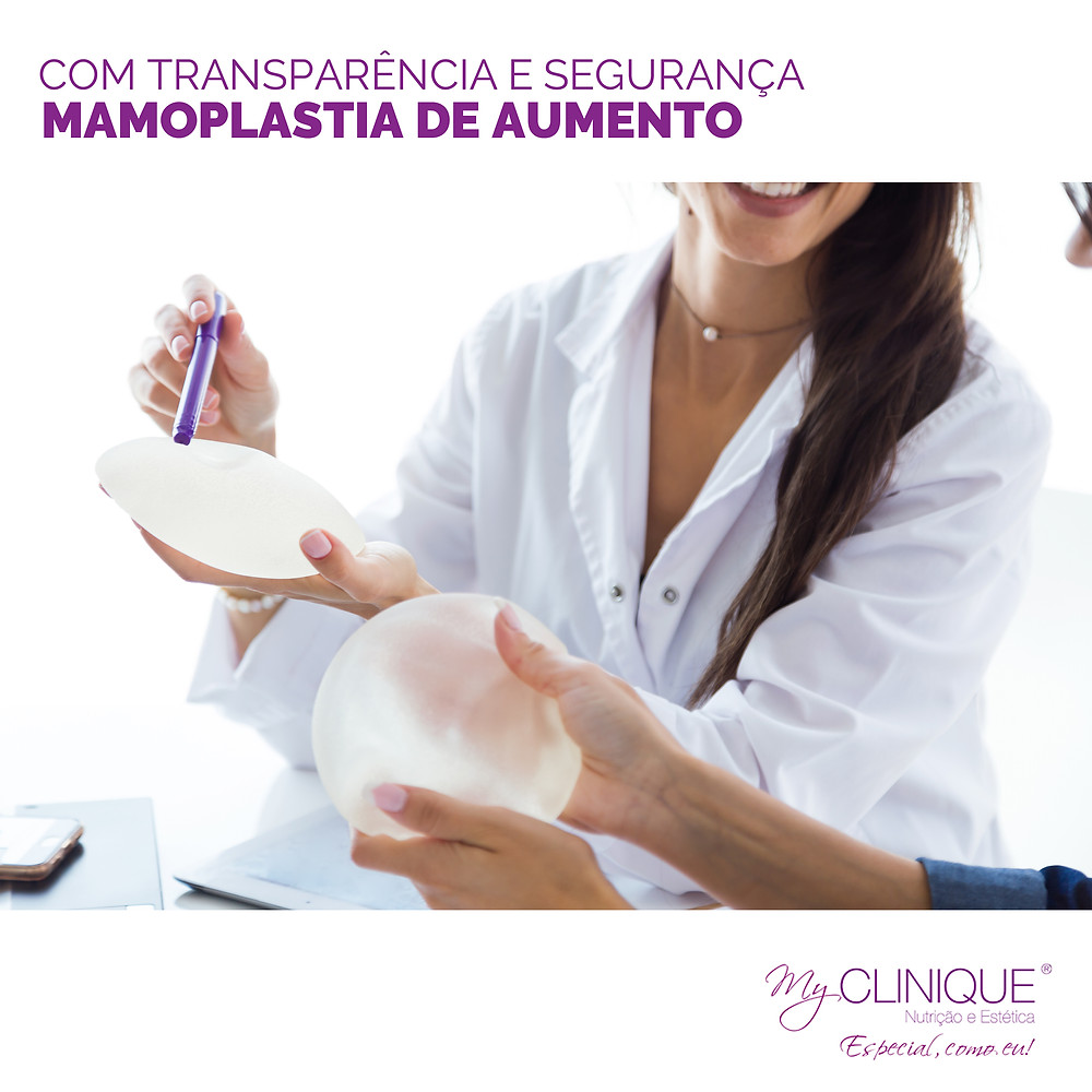 myclinique aumento mamario