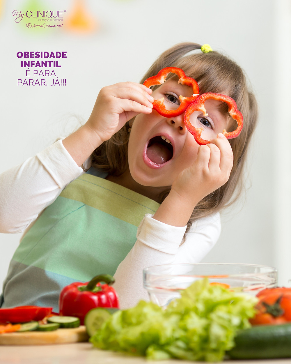myclinique obesidade infantil