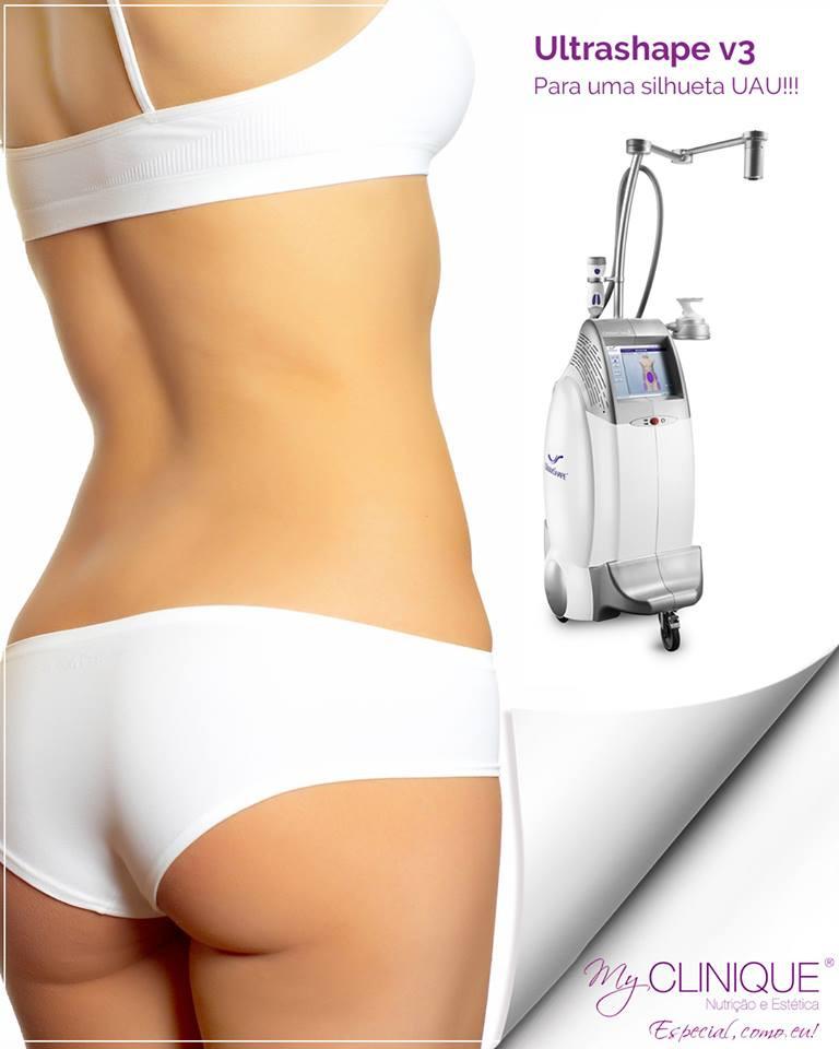 myclinique ultrashape v3