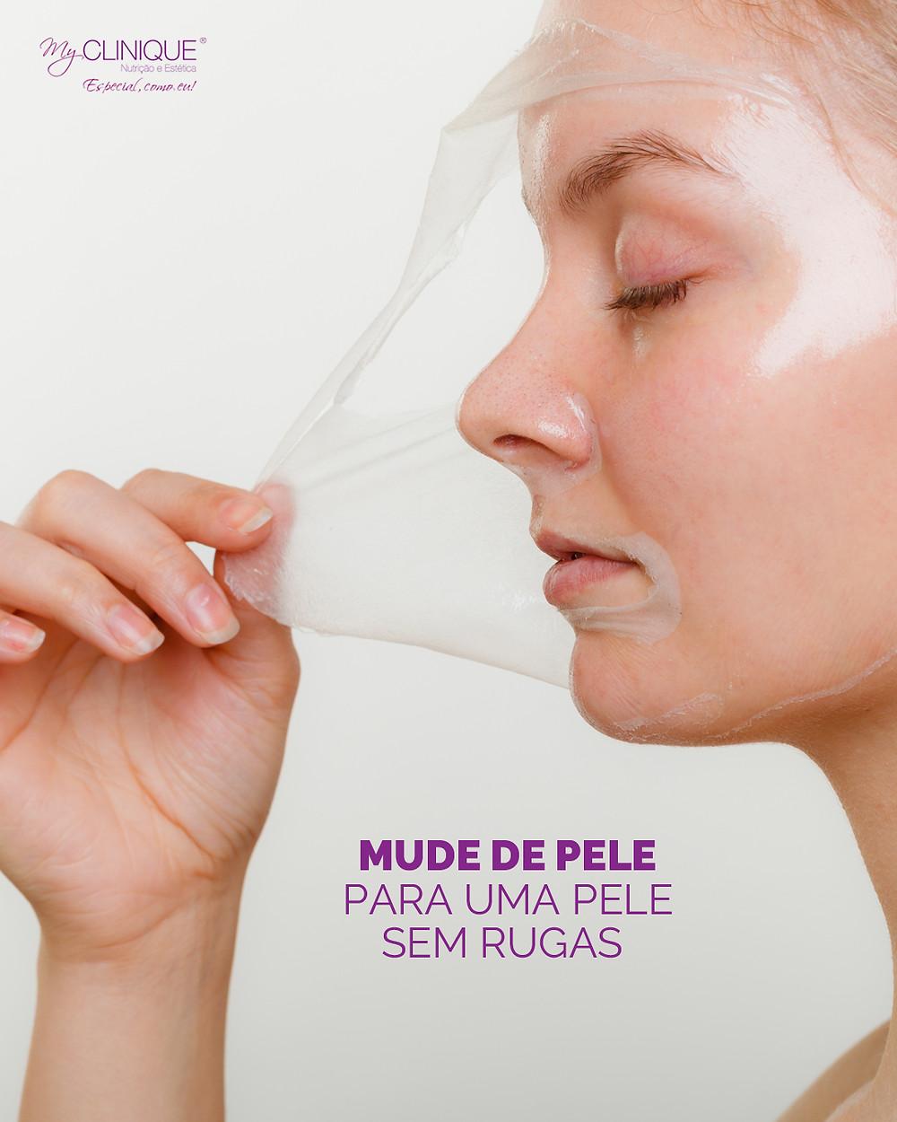 myclinique peeling quimico