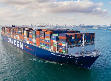 Costo extra a partir de Enero en el flete del transporte marítimo
