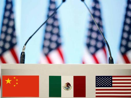 China supera a México; es principal socio comercial de EU