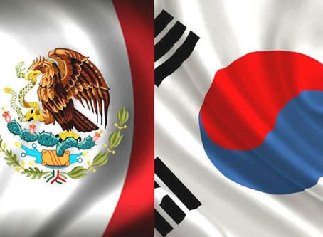 El interés de Corea en México