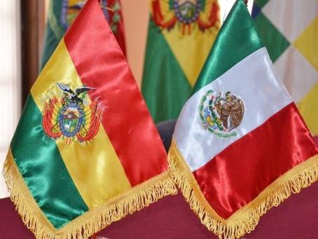 ¿Cómo es la relación comercial México-Bolivia?