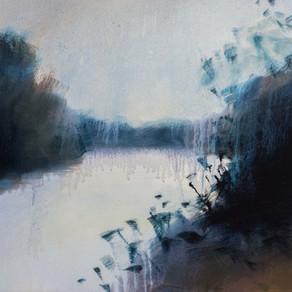 New R.Thames plein air paintings