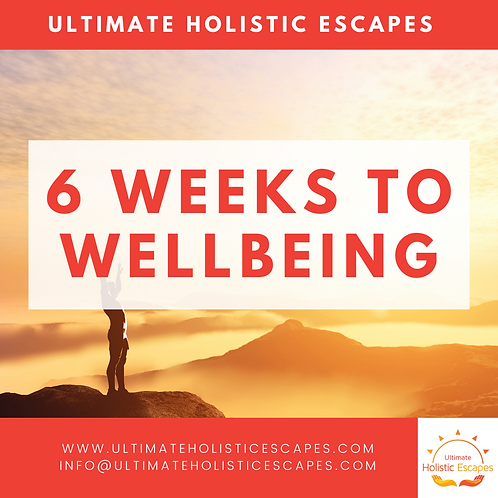 Download & Keep - Six Weeks to Wellbeing: Mindset Transformation