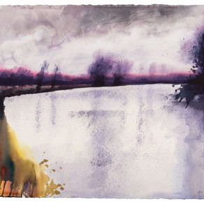 New Thames Watercolours