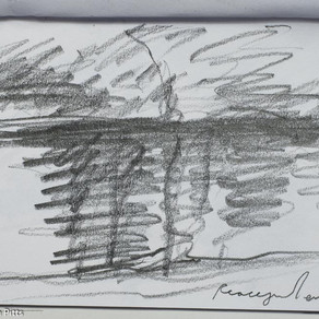 Sketchbook no.6 2011.