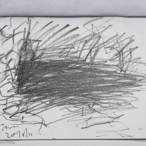 Sketchbook no.3 2011