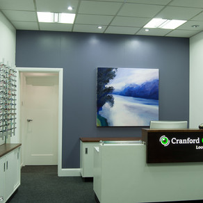 Cranford Opticians Commission Installed