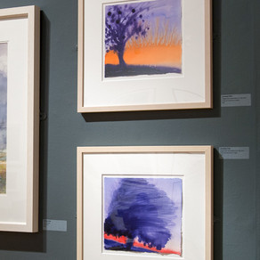 Sunday Times Watercolour Competition 2014.