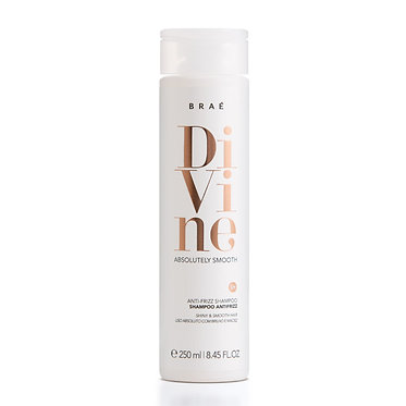 CHAMPÚ ANTIFRIZZ DIVINE 250ML